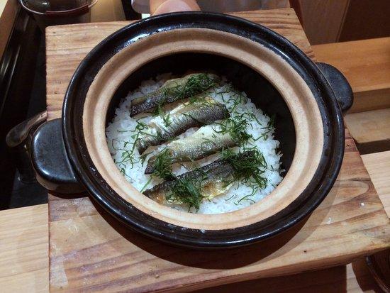 KAISEKI YOSHIYUKI ayu rice