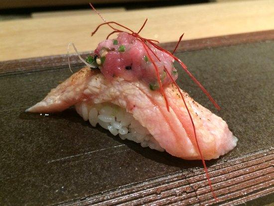 sushi jin blue fin tuna sushi