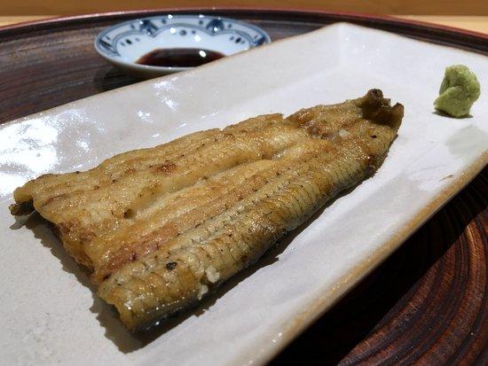CHIKUYOTEI plain broiled eel