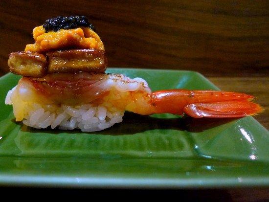 YOYOGI SUSHI humpback grill sushi