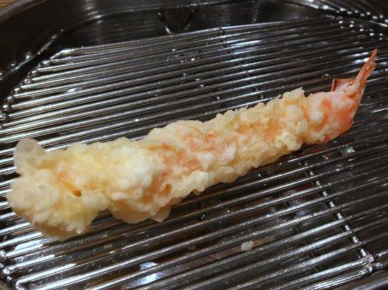 fukamachi prawn tempura