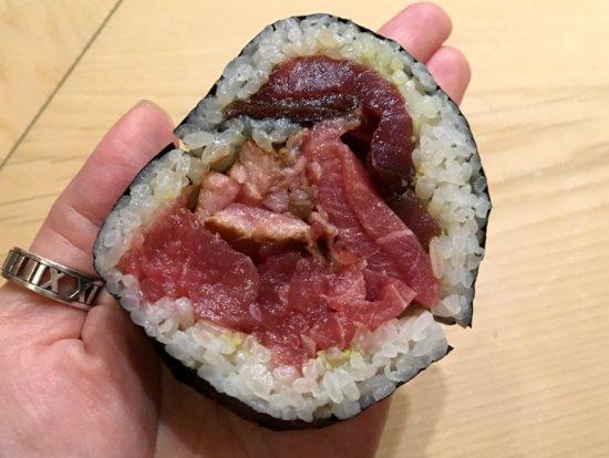 hatsunezushi chef Katsu Nakaji