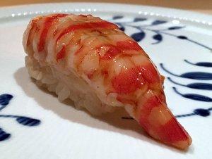 nakamura tiger prawn sushi