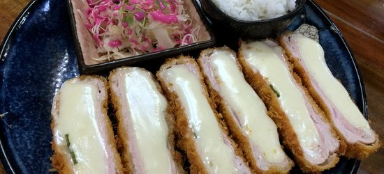 Lunch @ Honkaz 혼가츠 (Seoul, Korea)