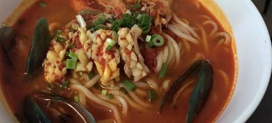 Lunch @ Ho Rang I