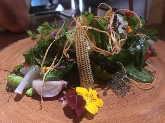 mume salad