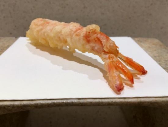 takiya prawn tempura