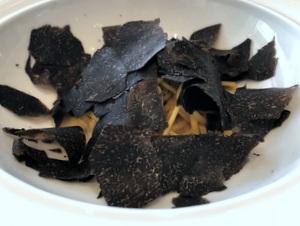 8 1/2 otto e mezzo bombana truffle pasta