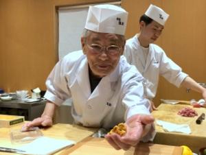 Lunch @ Komatsu Yasuke 小松弥助 (Kanazawa, Japan)