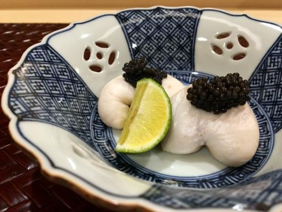 suzuki blow fish caviar
