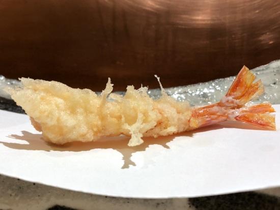 niitome prawn tempura