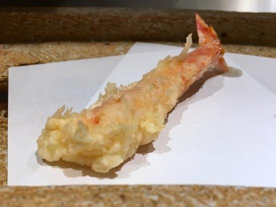 sonoji prawn tempura