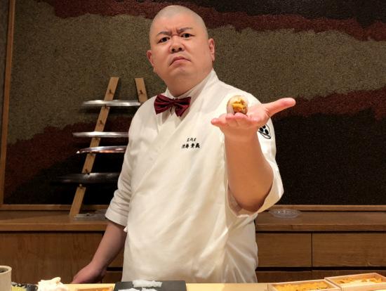 teru sushi chef Takayoshi Watanabe