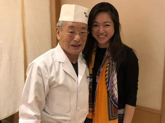 Komatsu Yasuke chef Kazuo Morita