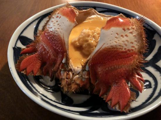 chaco bar crab chawanmushi